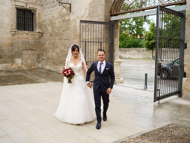La boda de Rubén y Isabel en Burgos, Burgos 28