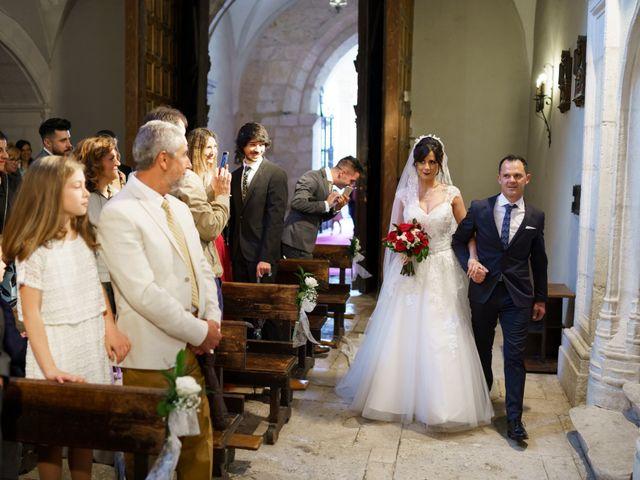 La boda de Rubén y Isabel en Burgos, Burgos 30