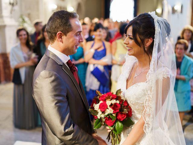 La boda de Rubén y Isabel en Burgos, Burgos 32
