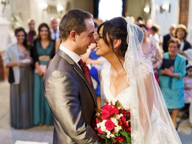 La boda de Rubén y Isabel en Burgos, Burgos 33