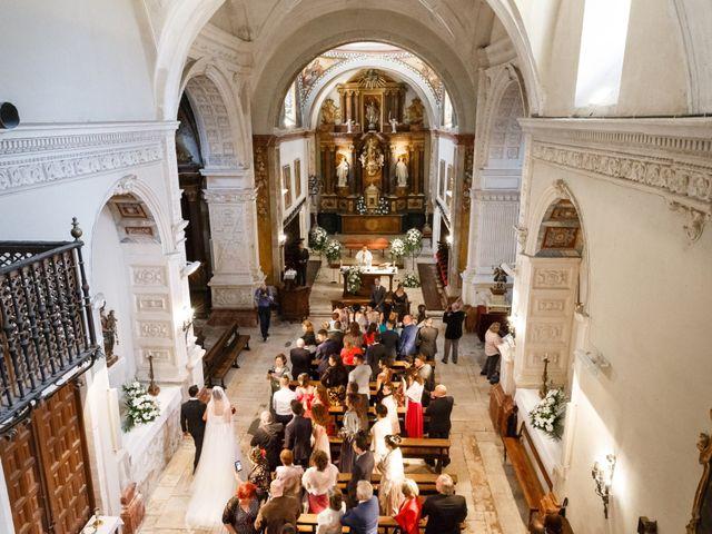 La boda de Rubén y Isabel en Burgos, Burgos 35