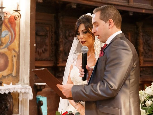 La boda de Rubén y Isabel en Burgos, Burgos 36