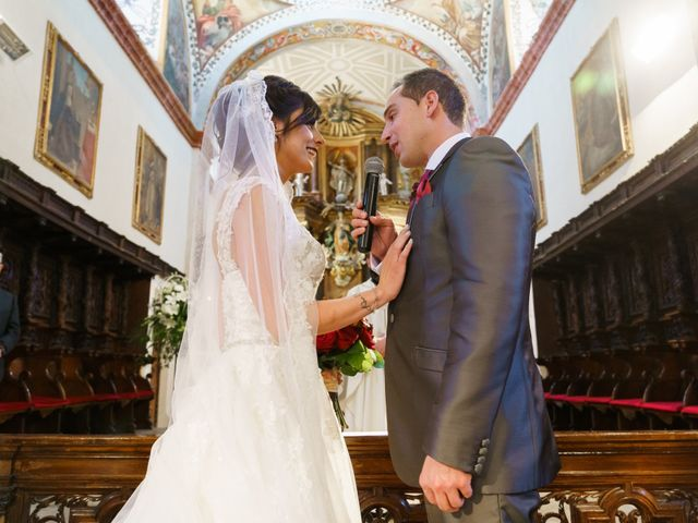 La boda de Rubén y Isabel en Burgos, Burgos 38