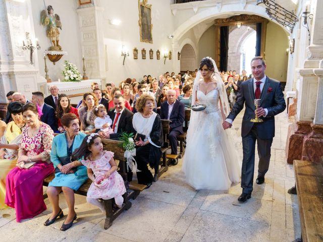 La boda de Rubén y Isabel en Burgos, Burgos 43