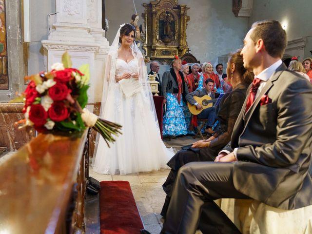 La boda de Rubén y Isabel en Burgos, Burgos 44