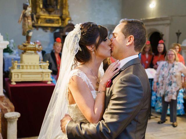 La boda de Rubén y Isabel en Burgos, Burgos 45