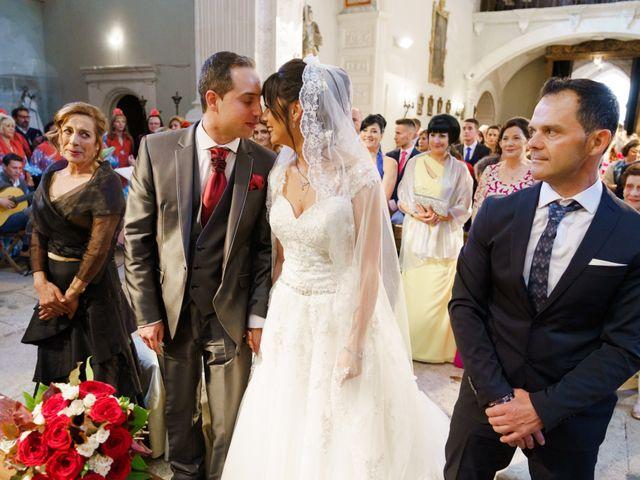 La boda de Rubén y Isabel en Burgos, Burgos 46