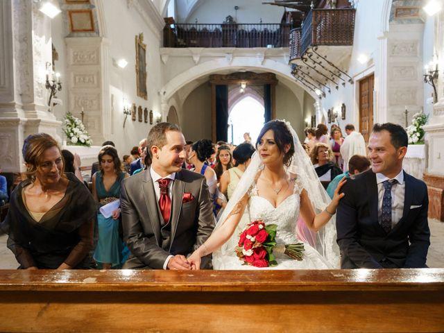 La boda de Rubén y Isabel en Burgos, Burgos 50