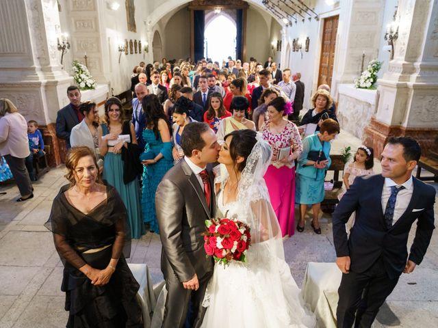 La boda de Rubén y Isabel en Burgos, Burgos 53