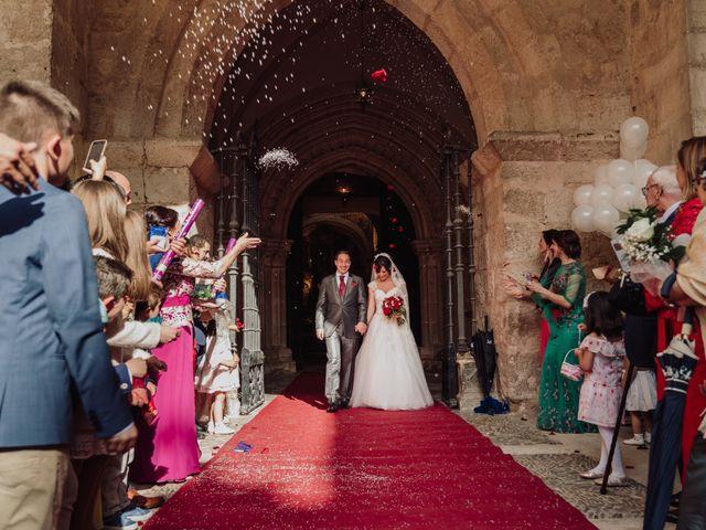 La boda de Rubén y Isabel en Burgos, Burgos 55