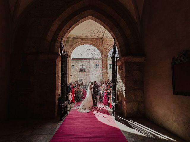 La boda de Rubén y Isabel en Burgos, Burgos 57