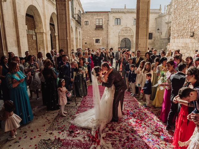 La boda de Rubén y Isabel en Burgos, Burgos 58
