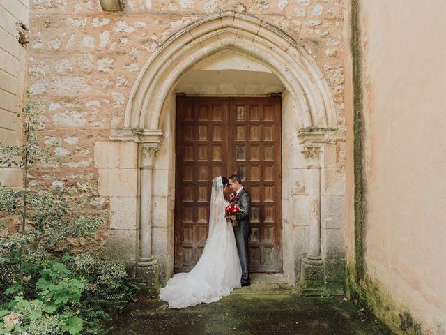 La boda de Rubén y Isabel en Burgos, Burgos 60