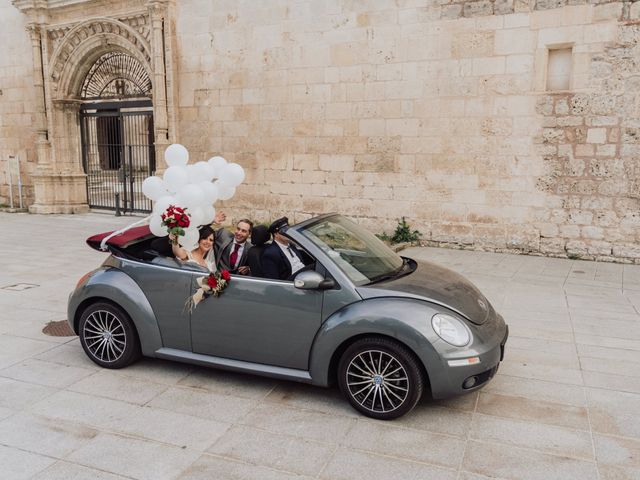 La boda de Rubén y Isabel en Burgos, Burgos 70