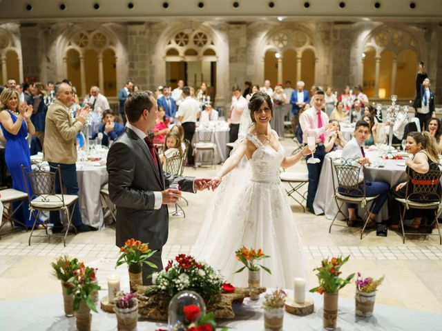 La boda de Rubén y Isabel en Burgos, Burgos 77