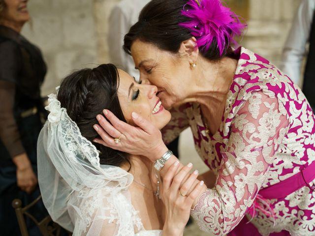 La boda de Rubén y Isabel en Burgos, Burgos 79