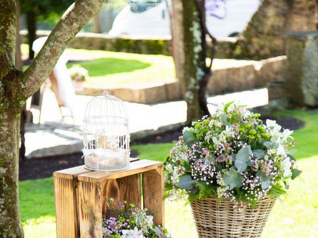 La boda de Alberto y Ana en Raris, A Coruña 3