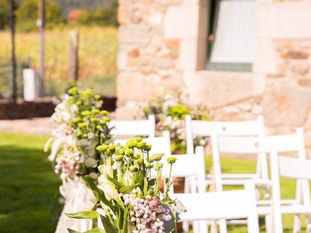 La boda de Alberto y Ana en Raris, A Coruña 4