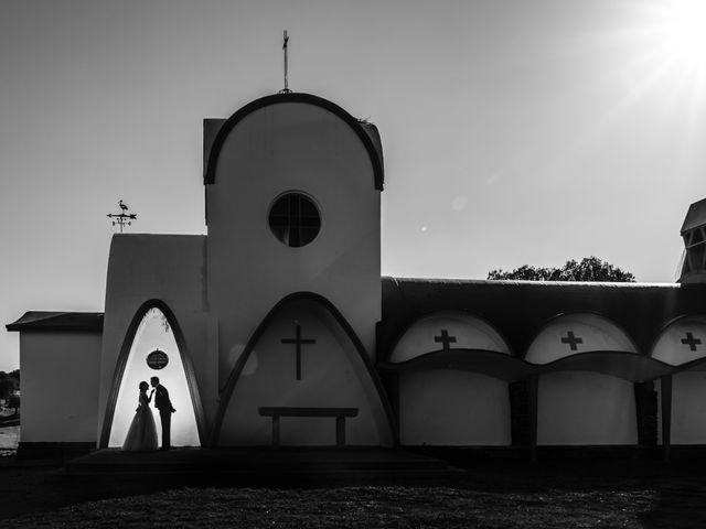 La boda de Esther y Nikola