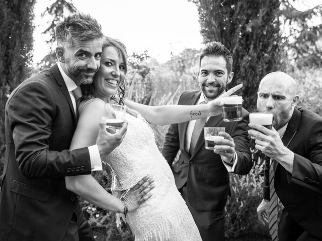 La boda de Pedro y Sonia en Madrid, Madrid 31