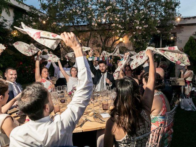 La boda de Pedro y Sonia en Madrid, Madrid 33