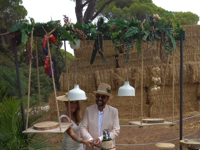 La boda de Isaac y Ana en Vejer De La Frontera, Cádiz 11