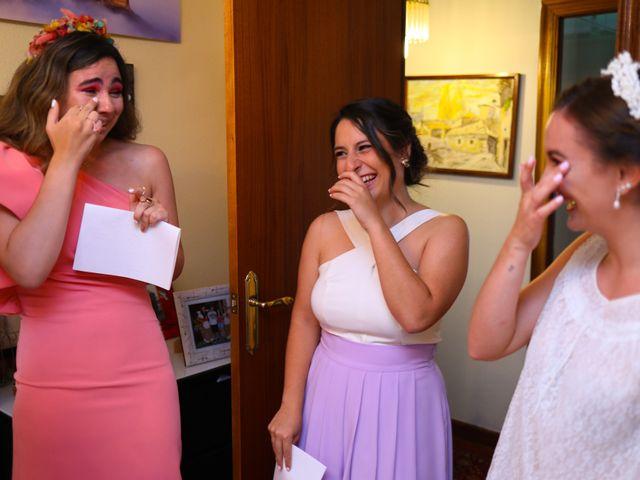 La boda de Yeray y Erika en Burgos, Burgos 12
