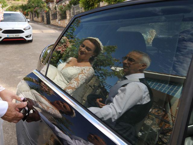 La boda de Yeray y Erika en Burgos, Burgos 24