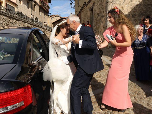 La boda de Yeray y Erika en Burgos, Burgos 26