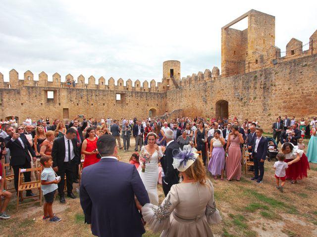 La boda de Yeray y Erika en Burgos, Burgos 34