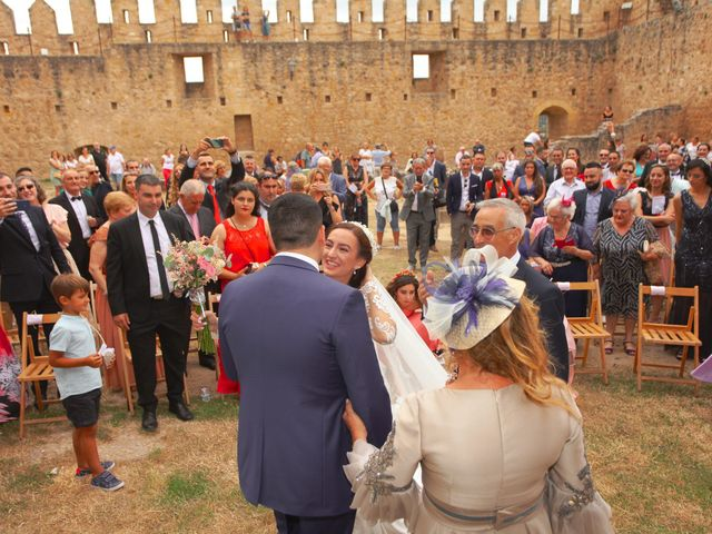 La boda de Yeray y Erika en Burgos, Burgos 35