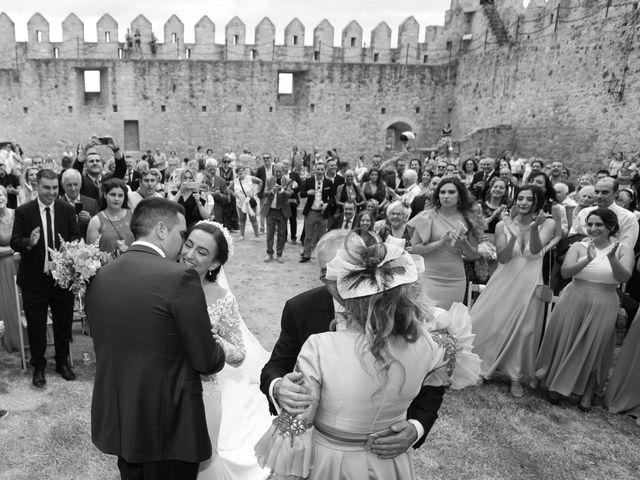 La boda de Yeray y Erika en Burgos, Burgos 36