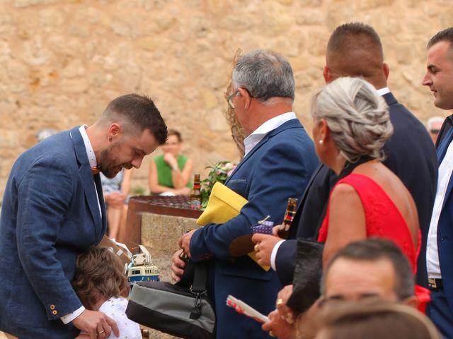 La boda de Yeray y Erika en Burgos, Burgos 50