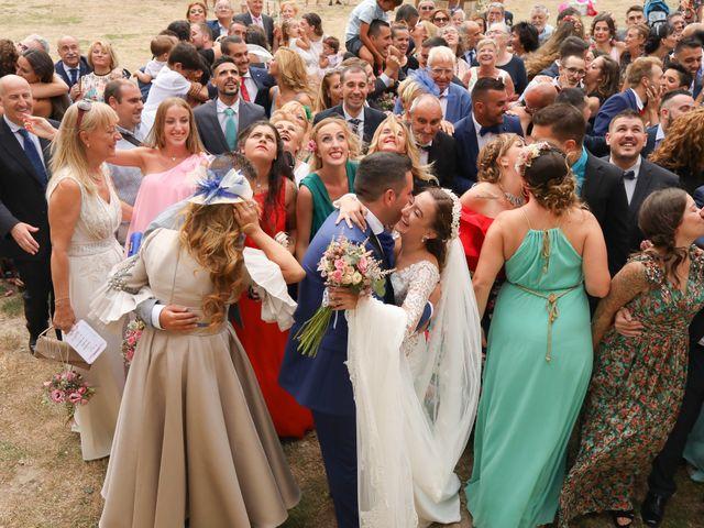 La boda de Yeray y Erika en Burgos, Burgos 60
