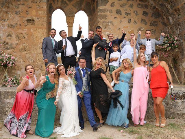 La boda de Yeray y Erika en Burgos, Burgos 61