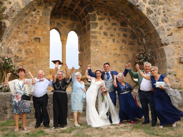 La boda de Yeray y Erika en Burgos, Burgos 62