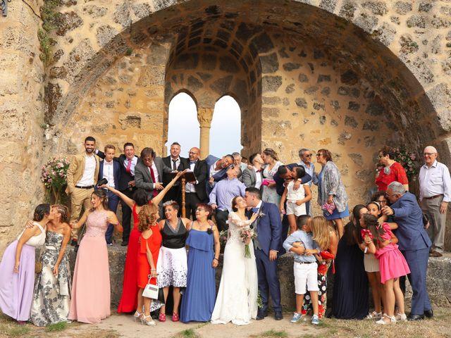 La boda de Yeray y Erika en Burgos, Burgos 63