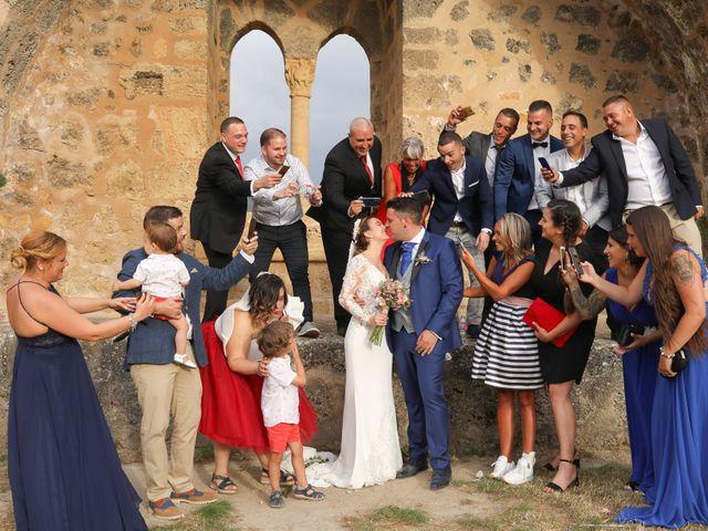 La boda de Yeray y Erika en Burgos, Burgos 66