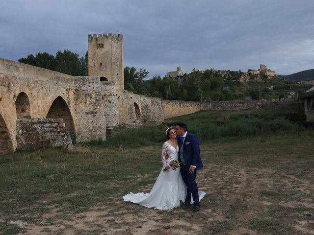 La boda de Yeray y Erika en Burgos, Burgos 76