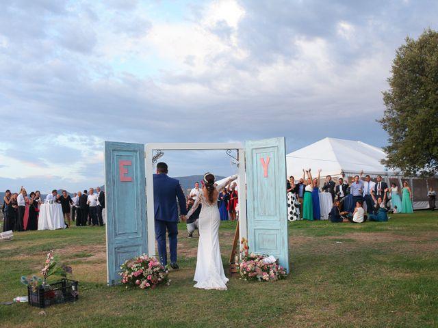 La boda de Yeray y Erika en Burgos, Burgos 79