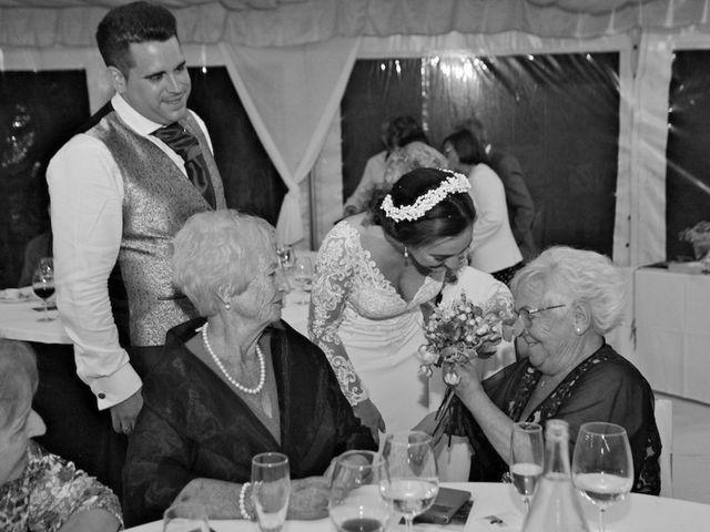 La boda de Yeray y Erika en Burgos, Burgos 114
