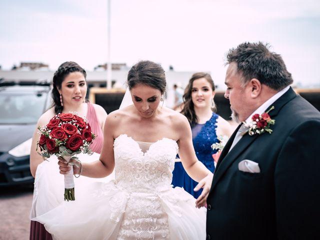 La boda de Gustavo y Alicia en Motril, Granada 28