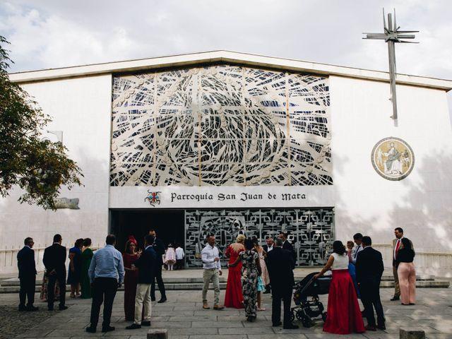 La boda de Vicente y Raquel en Alcorcón, Madrid 1