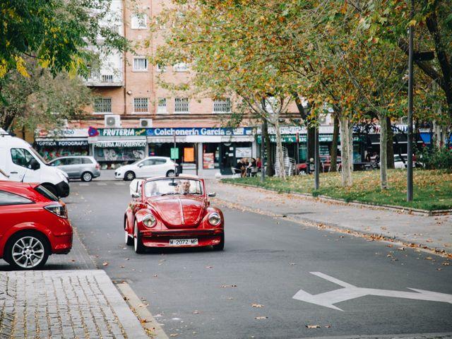 La boda de Vicente y Raquel en Alcorcón, Madrid 9