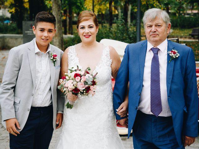 La boda de Vicente y Raquel en Alcorcón, Madrid 13