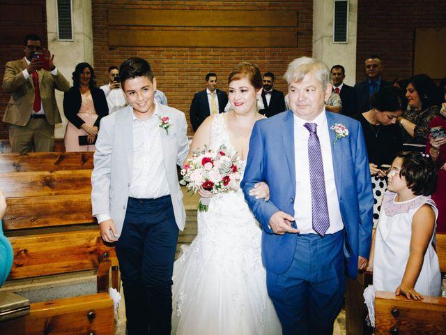 La boda de Vicente y Raquel en Alcorcón, Madrid 14