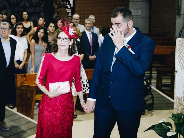 La boda de Vicente y Raquel en Alcorcón, Madrid 15