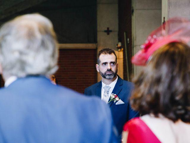La boda de Vicente y Raquel en Alcorcón, Madrid 16