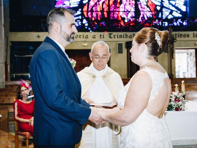 La boda de Vicente y Raquel en Alcorcón, Madrid 17