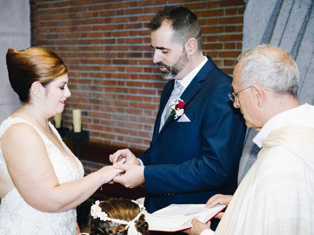 La boda de Vicente y Raquel en Alcorcón, Madrid 18